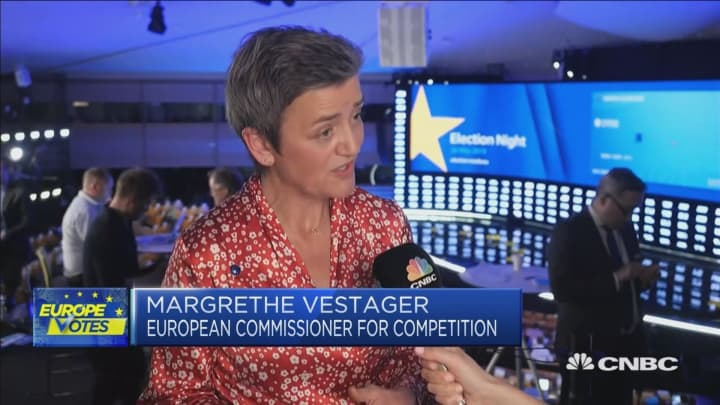 People still trust European democracy to deliver: Margrethe Vestager