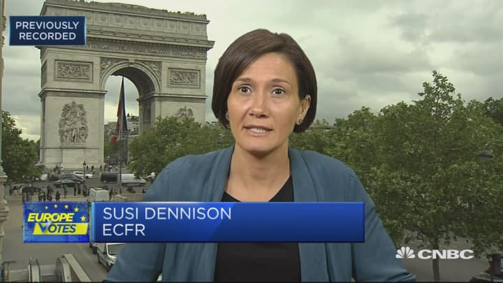 EU electorate has a sense of 'euro-pessimism,' analyst says