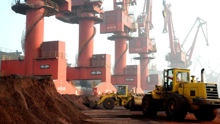 The battle over rare earth metals