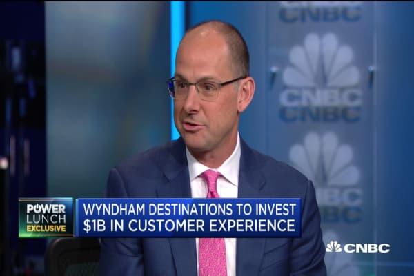 Wyndham CEO: No Change In Global Leisure Travel