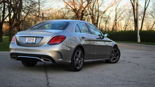 Review: The Mercedes C300 is smarter and more luxurious than