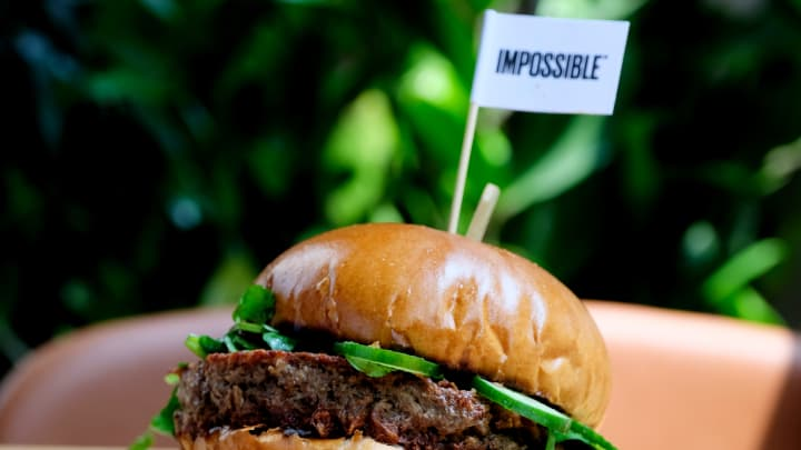 Impossible Foods valued as high as $5B in secondary markets