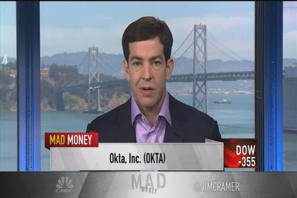 Okta CEO says company doesn't have much tariff exposure
