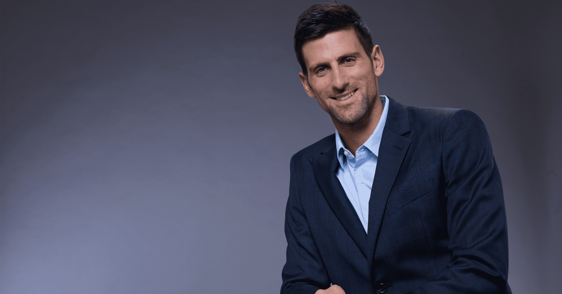 Novak Djokovic: number one men's tennis player and charity founder