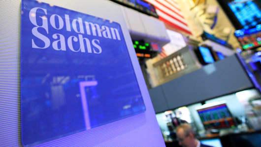 Goldman spending $100 million to shave milliseconds off