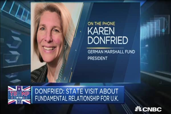 All options are on the table for Brexit: German Marshall Fund