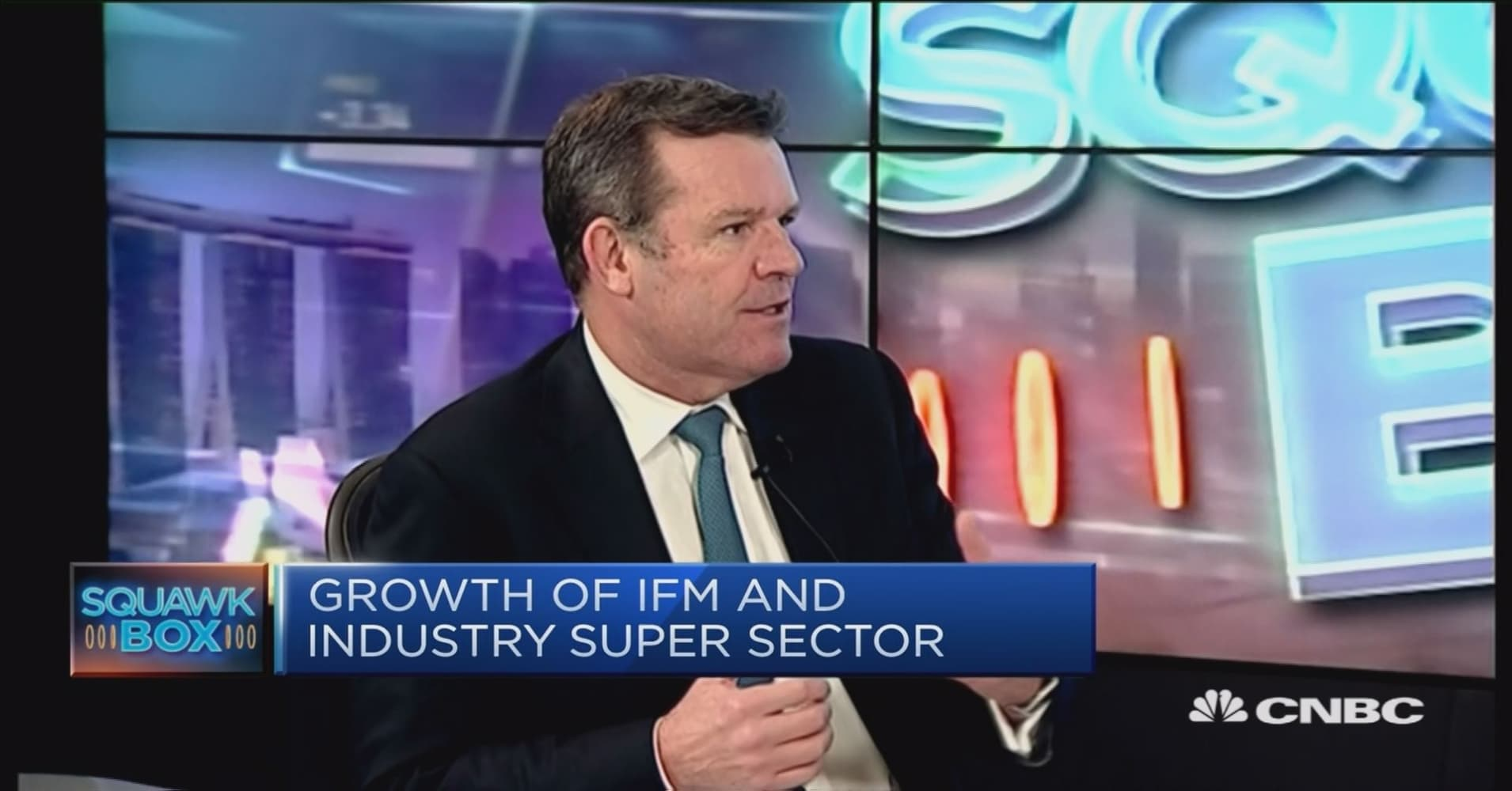 Why IFM Investors remains 'optimistic' on US infrastructure