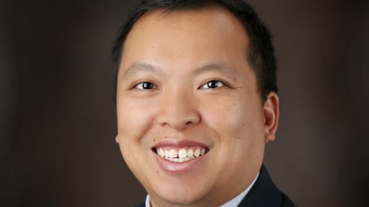 Fred Kwong, Chief Information Security Officer Delta Dental Plans Association.