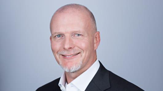 Paul Chapman, Chief Information Officer Box.
