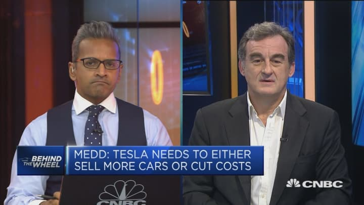 Tesla's fair value is about half of where the stock is now: Expert