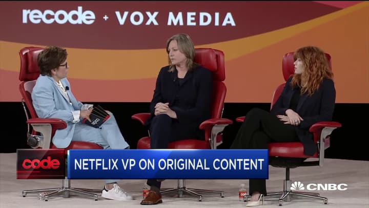 Netflix VP on original content: We wanted to create a freeing environment