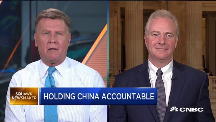 Sen. Chris Van Hollen: I would prefer a Bernie presidency over Trump