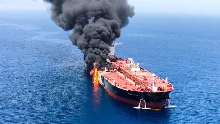 Top Iul Carriers 2020.Oil Tanker Attacks In The Strait Of Hormuz Requires An