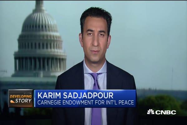 travel2surviv karim sadjadpour talks - 600×400