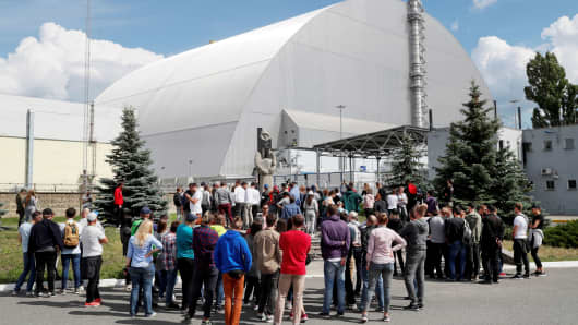 Chernobyl sees a spike in visitors as pop culture influences