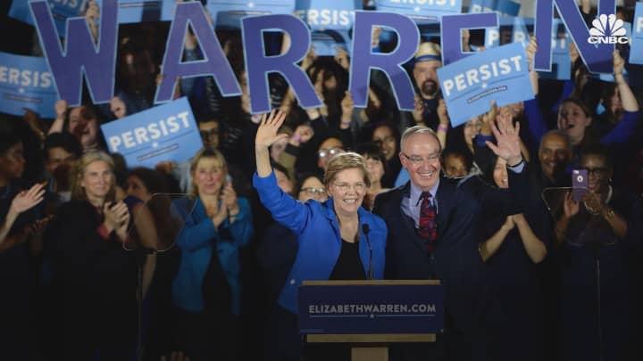Elizabeth Warren to introduce bill that cancels up to $50K in student loan debt