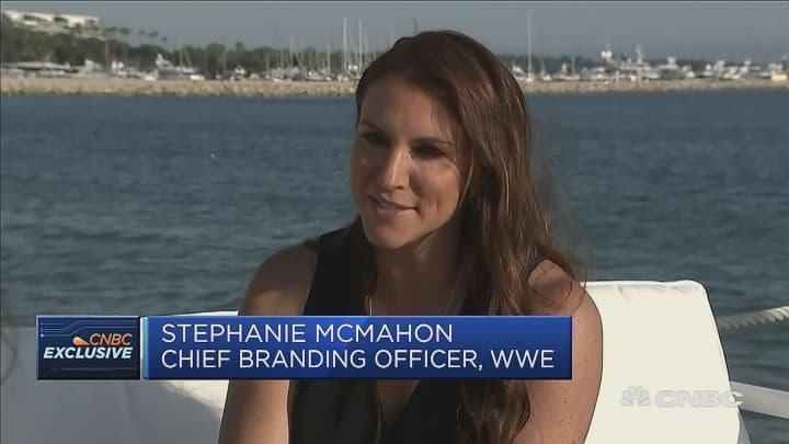 Focusing on better opportunities for women: WWE