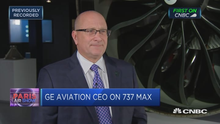We're very confident in the Boeing 737 Max: GE Aviation CEO