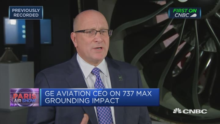 Expecting $35 billion in new orders from Paris Air Show: GE Aviation