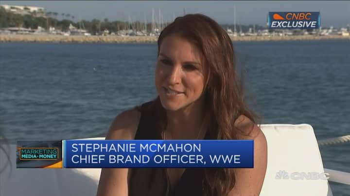 We need to change the way we promote women's sports: WWE chief brand officer