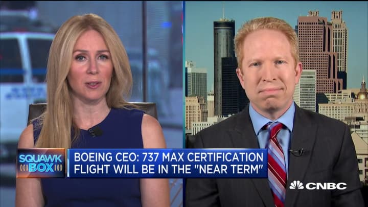Aviation journalist: Trade is a bigger issue for Boeing than the 737 Max