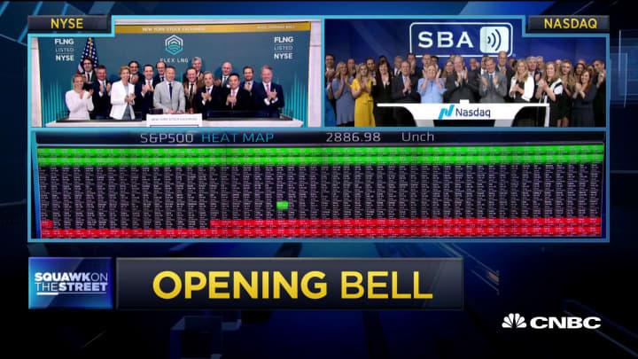 Opening Bell, June 17, 2019