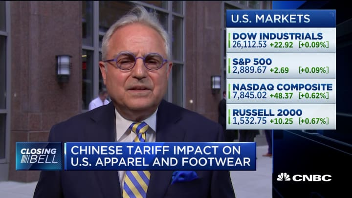 China tariffs a disaster in the making: Apparel industry group head