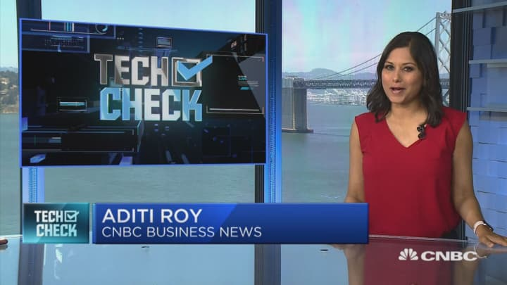 CNBC Tech Check Evening Edition: June 17, 2019