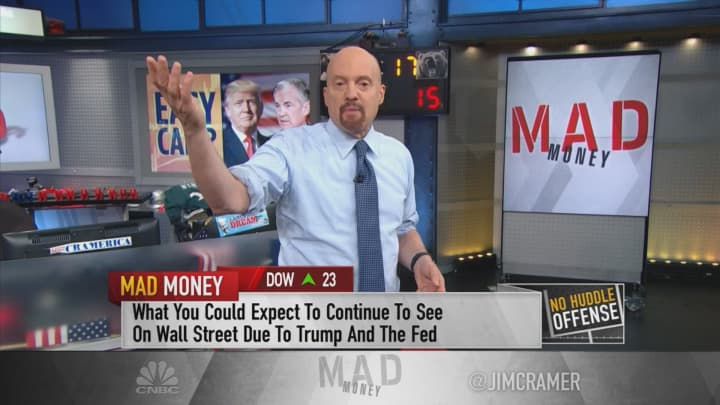 Cramer: The Fed can keep the rally going with these words