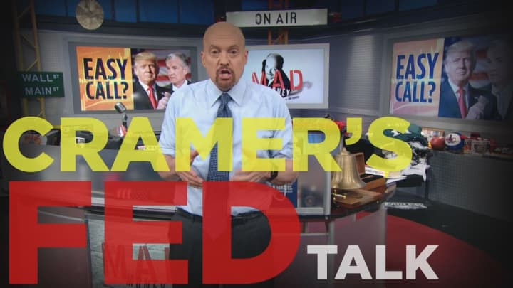 Cramer Remix: What I'm expecting from the Fed on Wednesday
