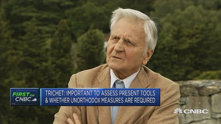 The ECB is Europe's 'pillar of stability': Jean-Claude Trichet