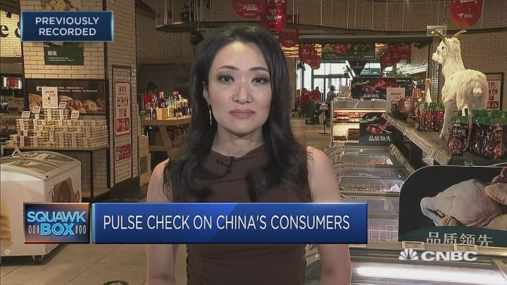 Customers in lower-tier Chinese cities are 'trading up': JD.com