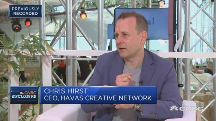Havas CEO: Culture the 'defining characteristic' of most organizations