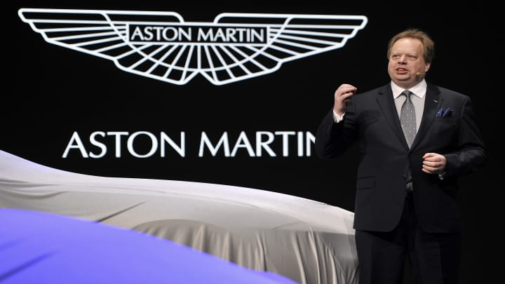 Aston Martin CEO Andy Palmer on the global luxury market