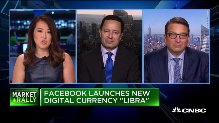 Trusting Facebook a potential obstacle for its crypto, says trader