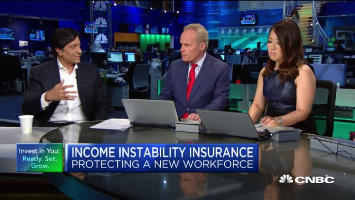 Income instability insurance can protect new workforce: NYU professor
