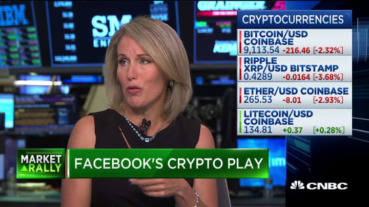 Facebook's crypto partners signal it passes security test: Analyst
