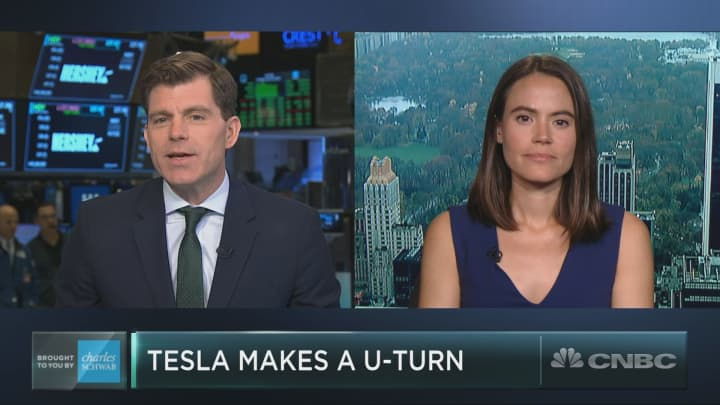 Tesla could surprise to the upside with autonomous driving: Analyst