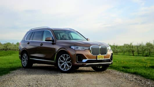 Review The 2019 Bmw X7 Three Row Suv Was Worth The Wait
