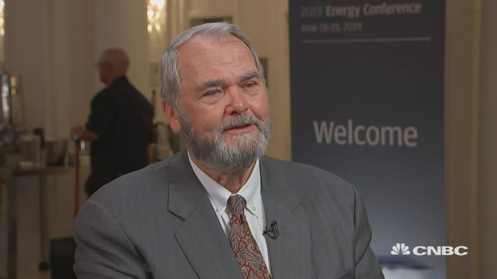 Laredo Petroleum CEO at J.P. Morgan Energy Conference