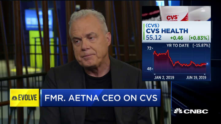 Former Aetna CEO Mark Bertolini: I don't think Medicare for all is feasible