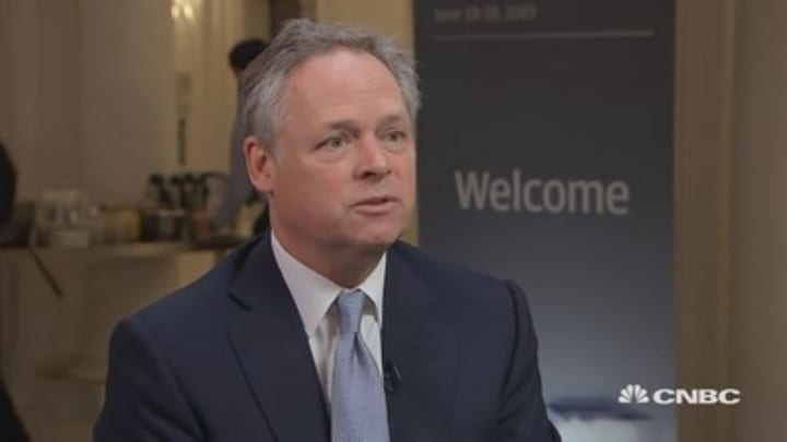 J.P. Morgan's Jay Horine on what's affecting the energy market