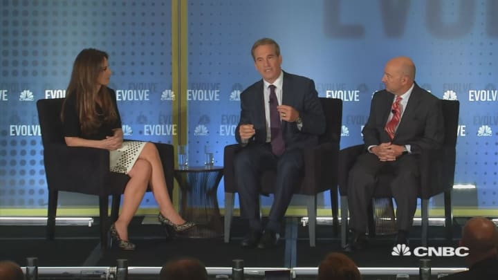 LRN Founder and Carlyle Group Exec. Admiral James Stavridis at CNBC Evolve with Suzy Welch