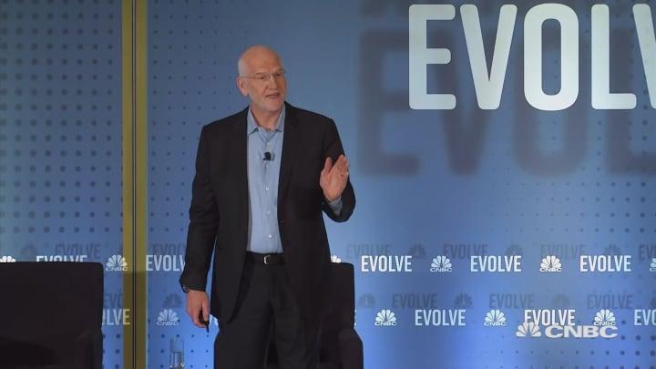 Management and innovation guru Hal Gregersen shares leadership methods at CNBC Evolve Summit
