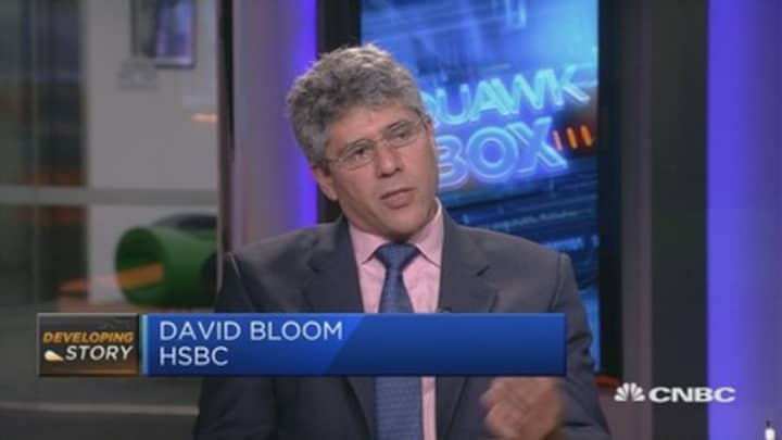 US dollar is like a 'bad hotel,' HSBC strategist says