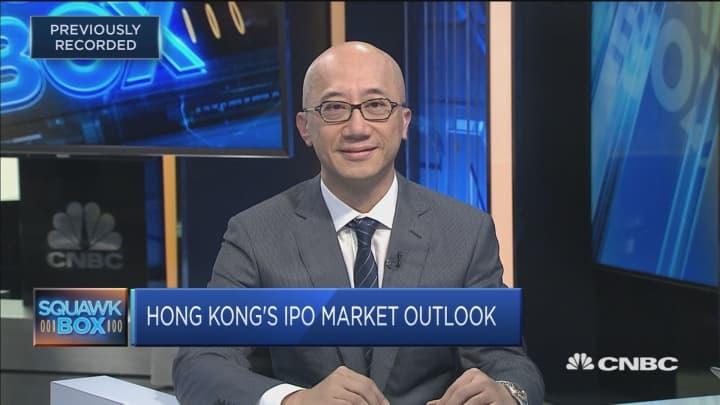 A look at Hong Kong's IPO market