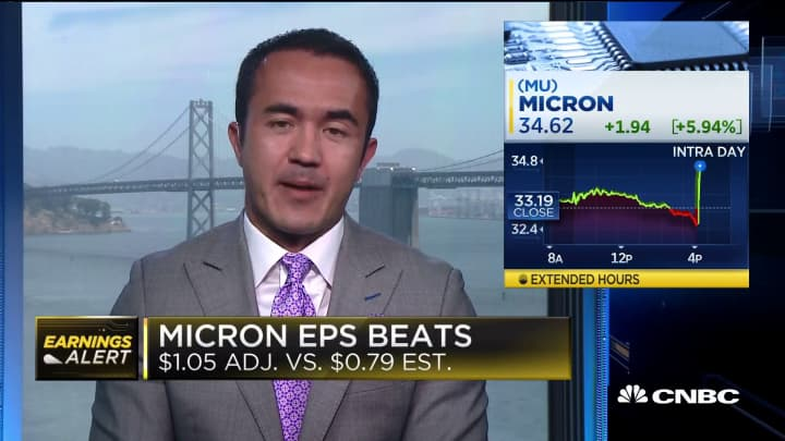 Pay attention to Micron's capital expenditure numbers, says analyst