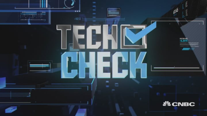 CNBC Tech Check Evening Edition: June 25, 2019