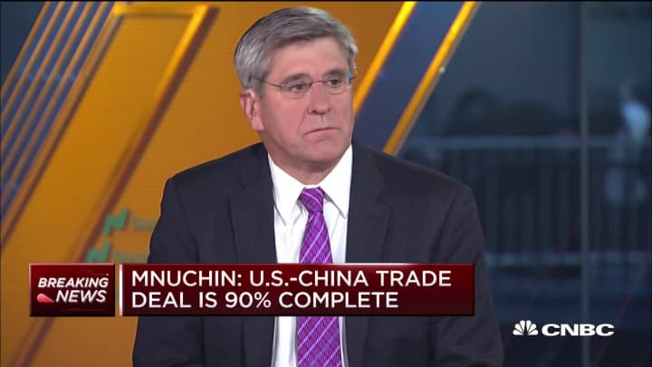 Stephen Moore: The China trade war will 'be the epic battle of our times'