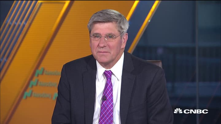 Economics writer Stephen Moore explains his new cryptocurrency project